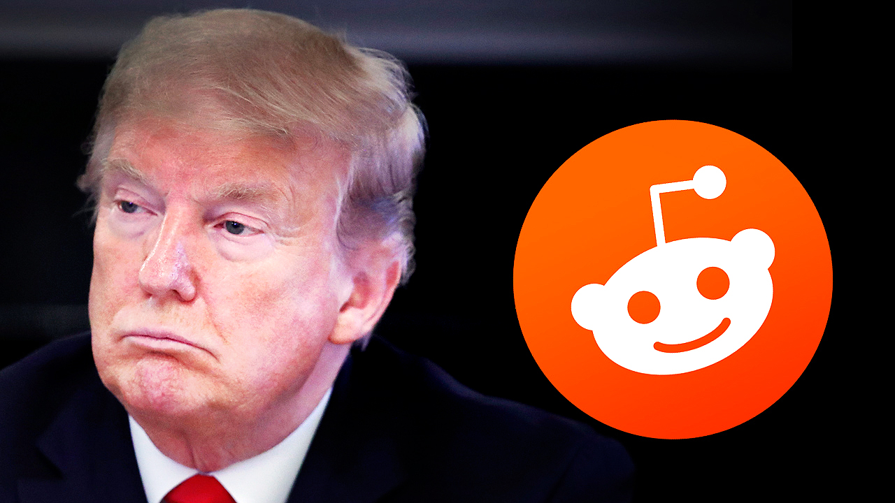 "Republicans take on Reddit for banning online community, ""The Donald"""