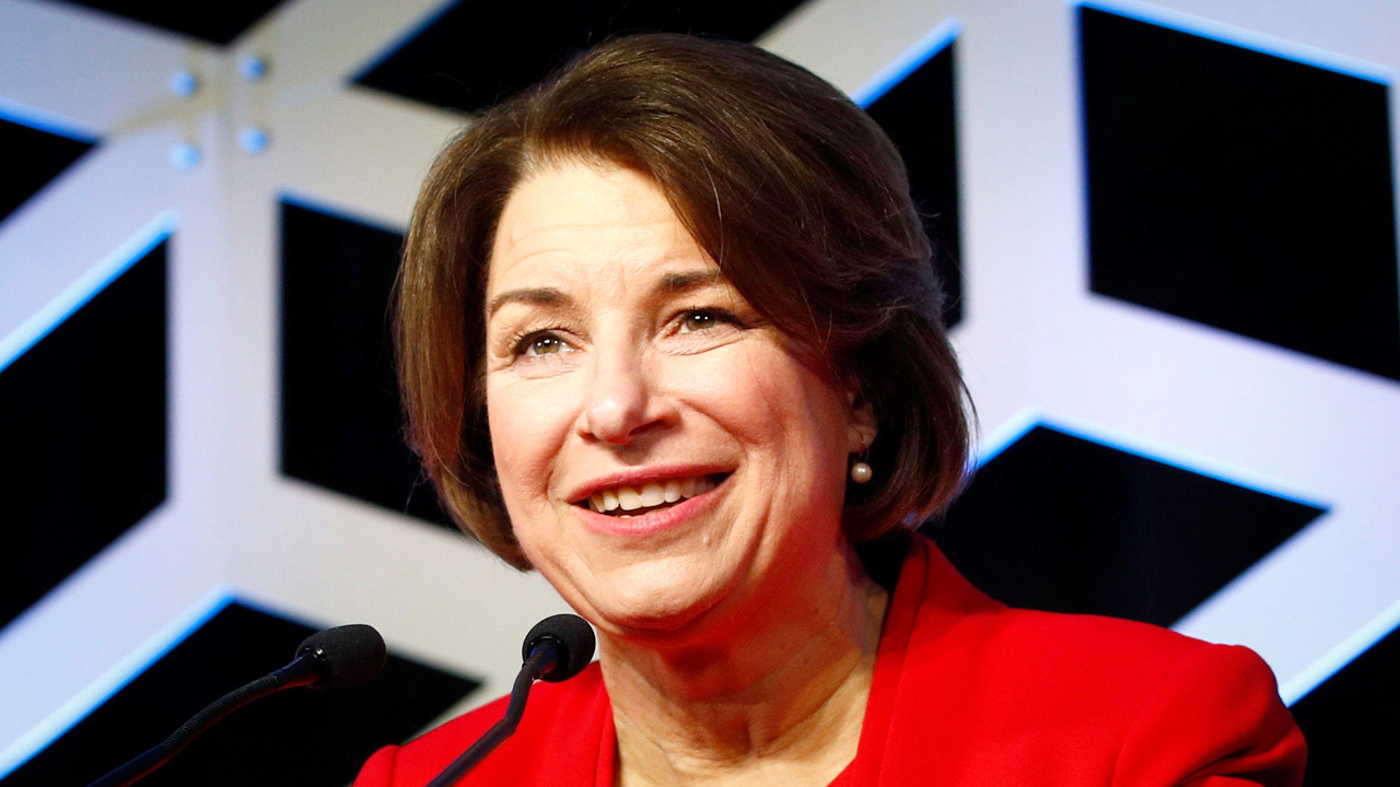 Klobuchar declined to prosecute officer involved in death of George Floyd