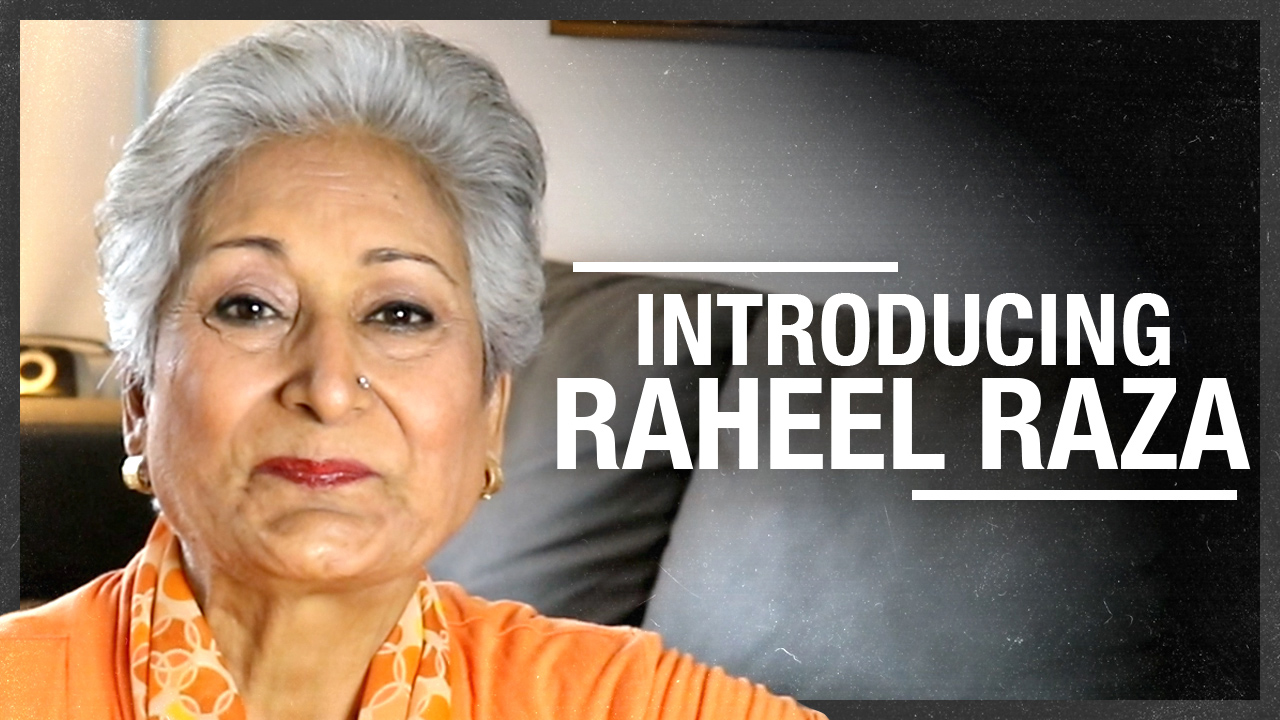 Introducing Raheel Raza, Chair of the Rebel News Advisory Board