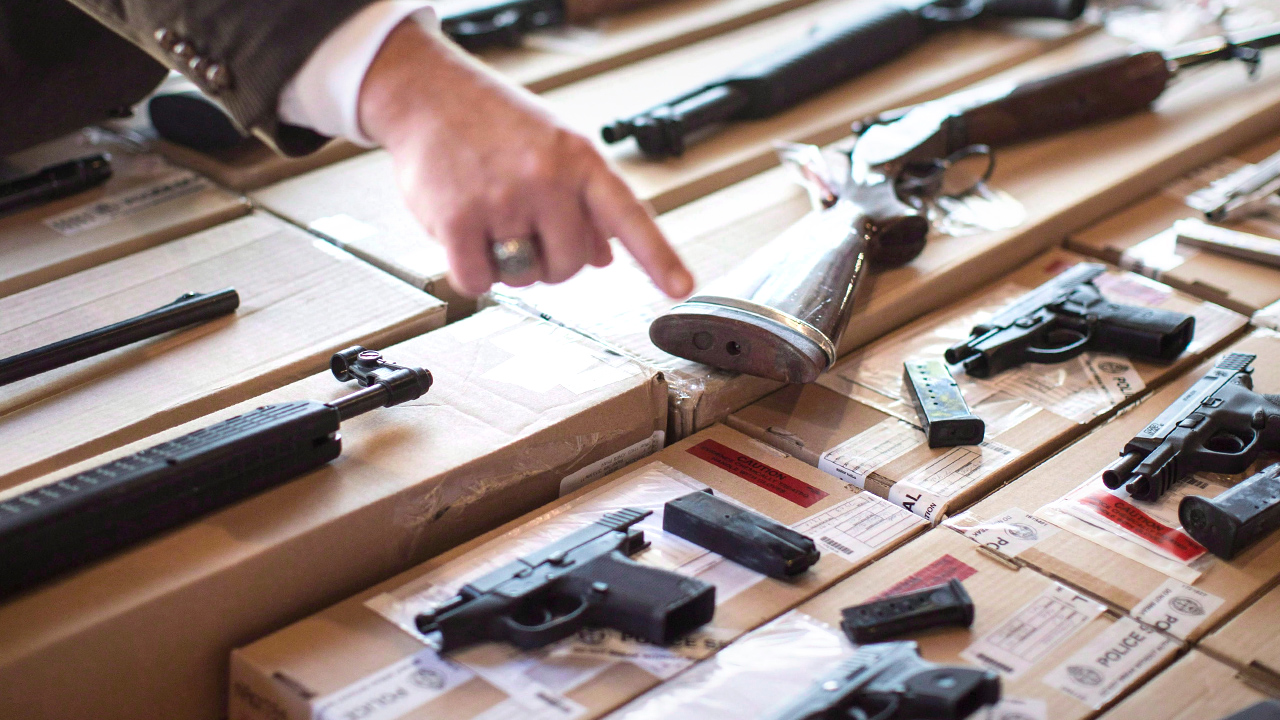 Alberta Government looking out for their own firearm owners