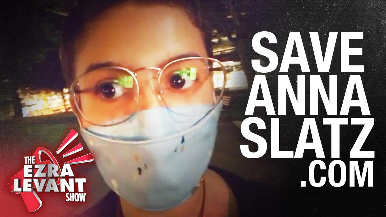 "Anna Slatz LEGAL UPDATE: Aaron Rosenberg on the free speech battle after ""shameful"" arrest by NYPD"