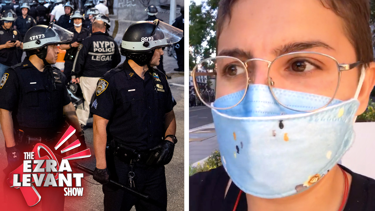 Rebel News reporter jailed in NYC: The latest on our fight to free Anna Slatz