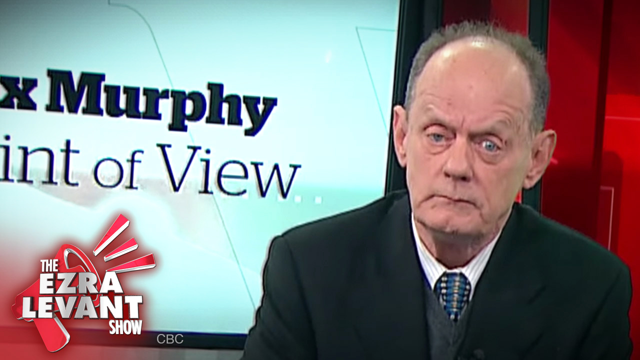 Rex Murphy says Canada isn't racist — but some racists disagree!