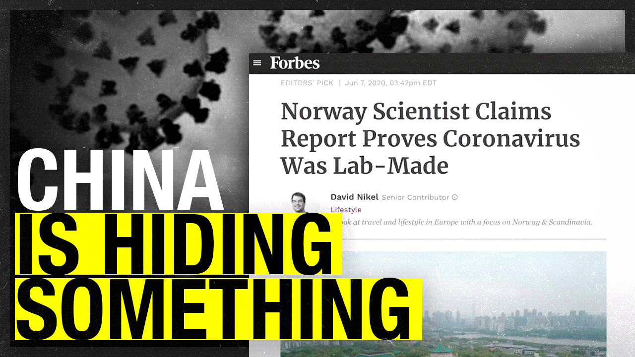 Forbes deletes, edits article on COVID-19 lab creation theory