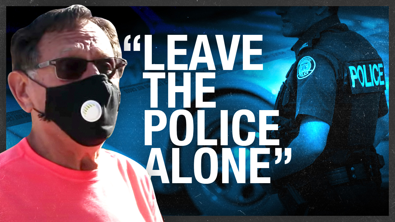 Yes defund the police, or leave them alone? Torontonians respond