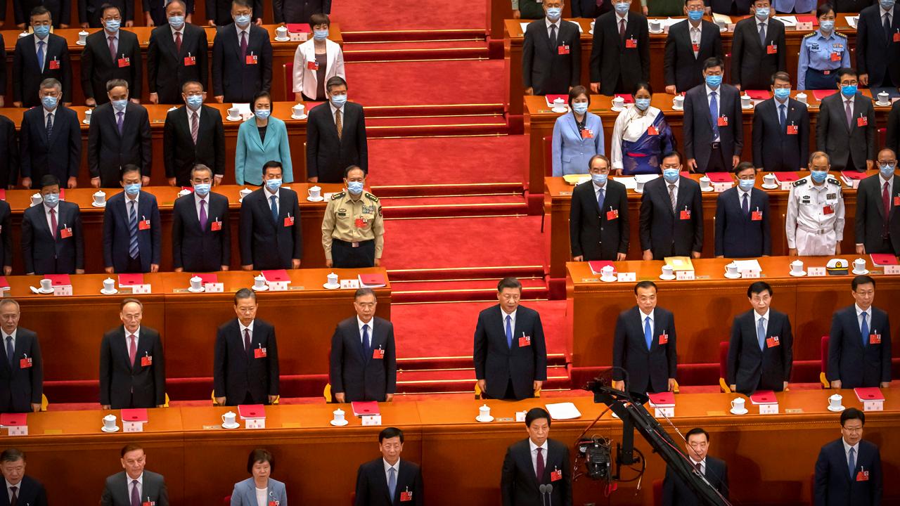 China invites Antifa for talks