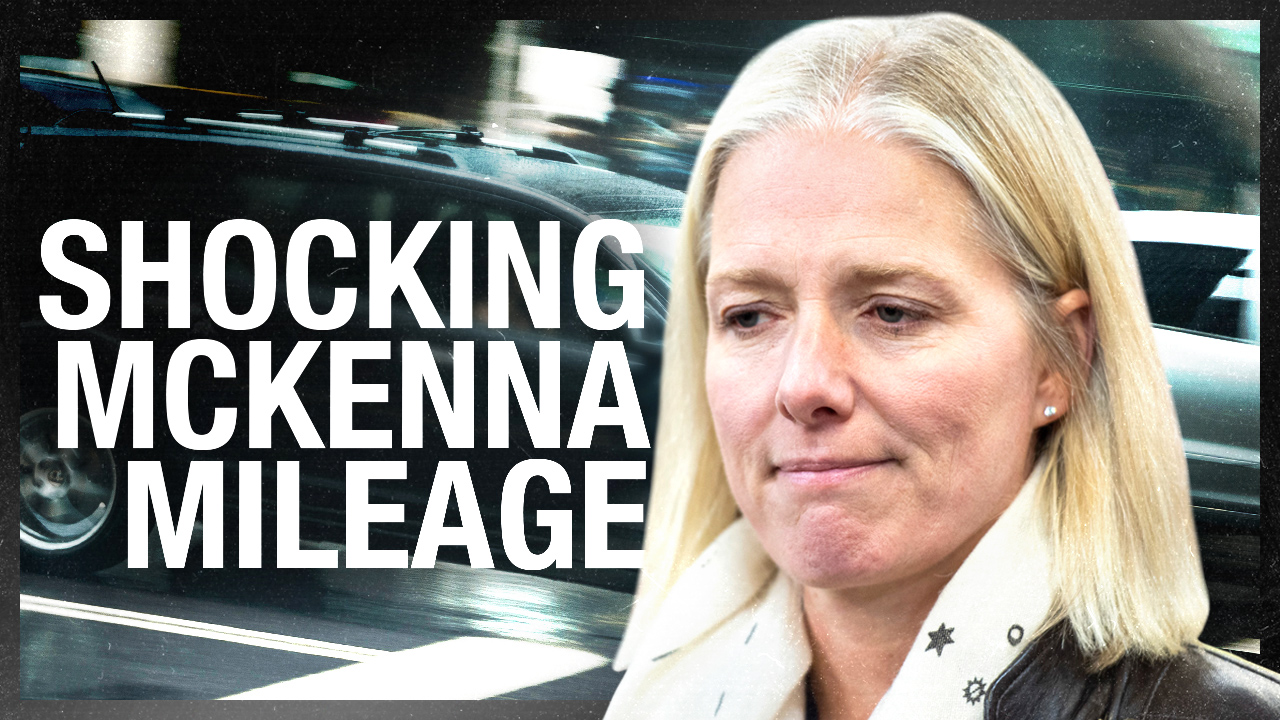 McKenna's Enviro office expensed more than $100,000 on Ottawa taxis