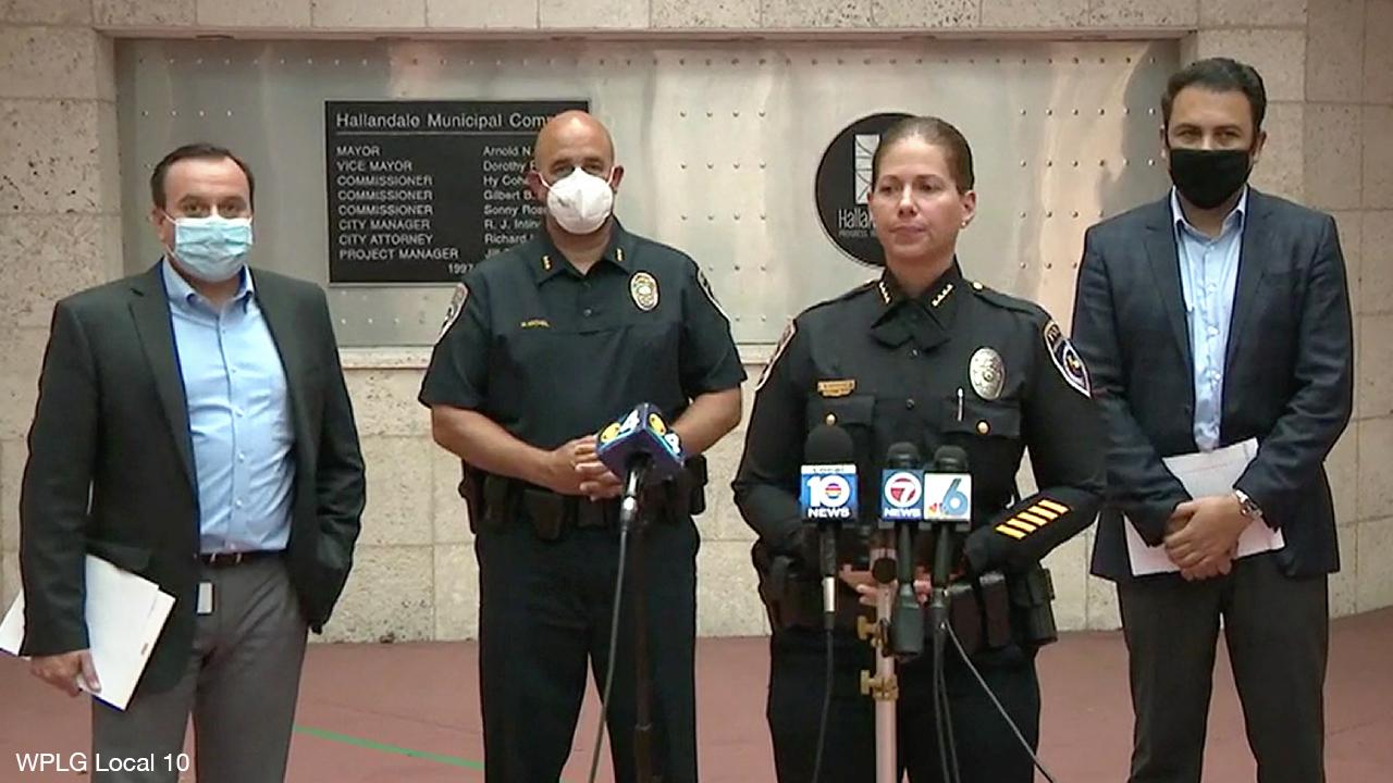Florida: Hallendale Beach SWAT quits