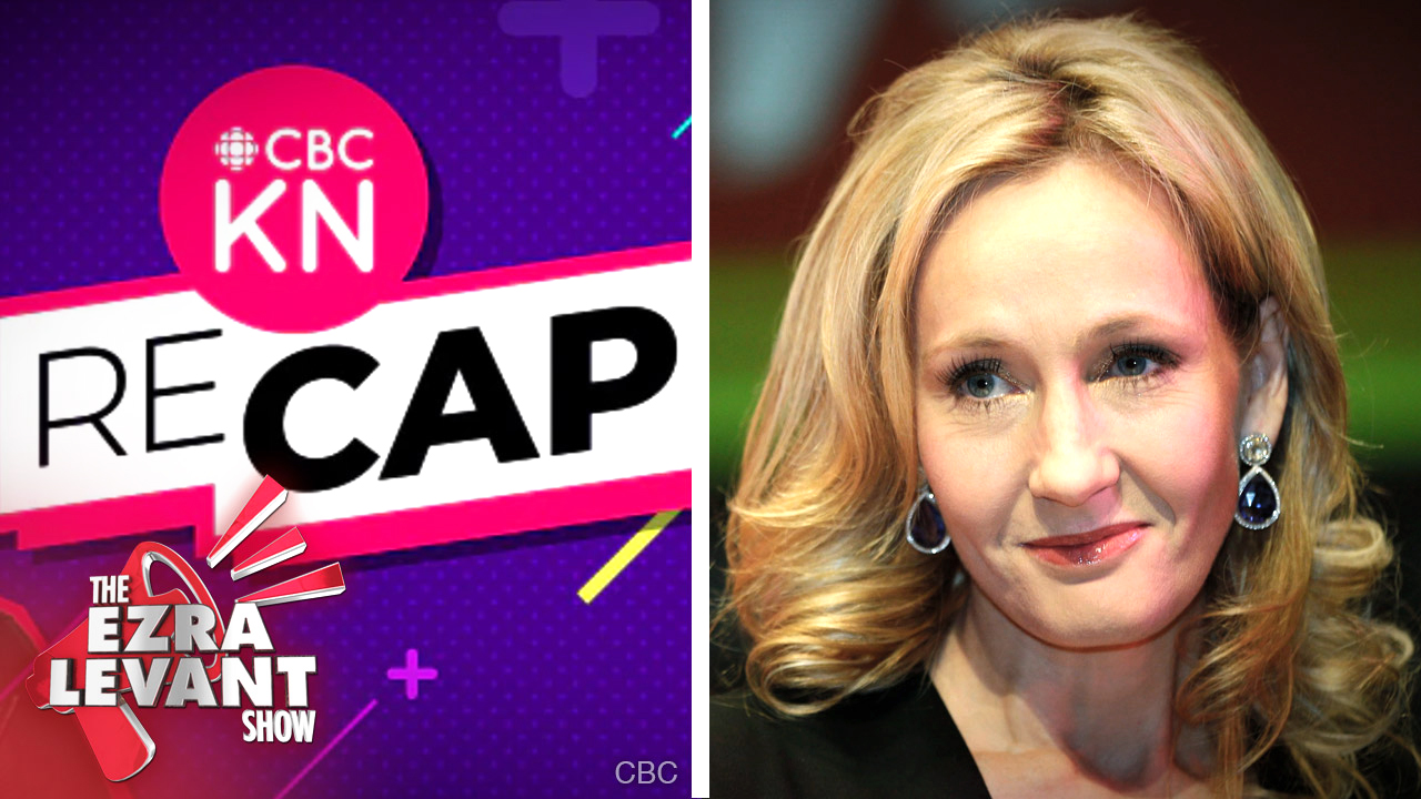 "CBC Kids calls JK Rowling ""transphobic"" in show meant for ages 6 and over: Andrew Lawton with Ezra Levant"