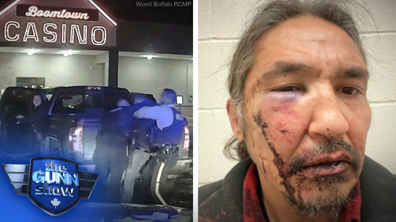 First Nations Chief says he was brutalized by RCMP — but there's more to the story