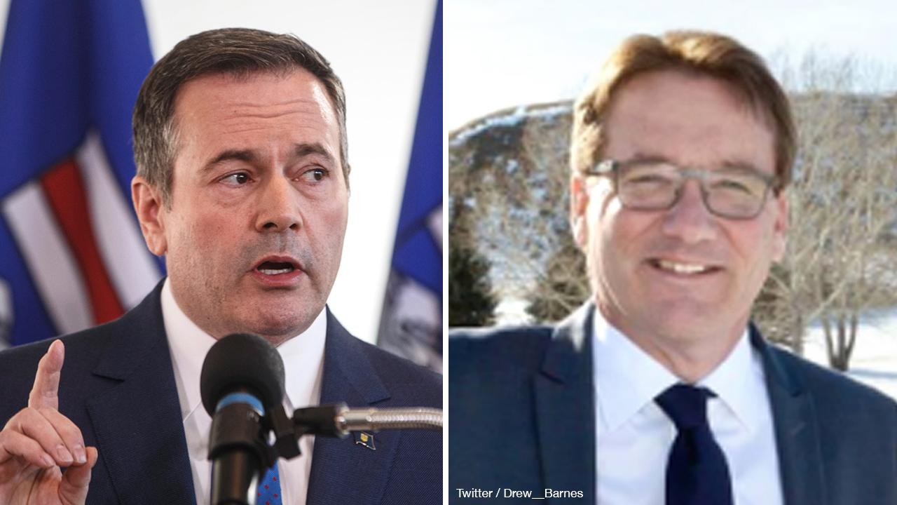 MLA Drew Barnes: Alberta's Fair Deal panel findings don't go far enough