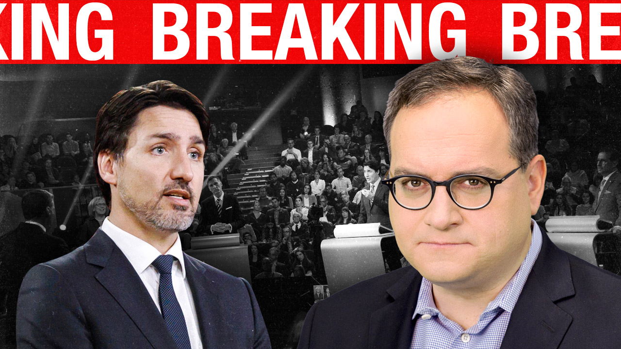 URGENT: We're in court NOW fighting Trudeau's censorship of our reporters