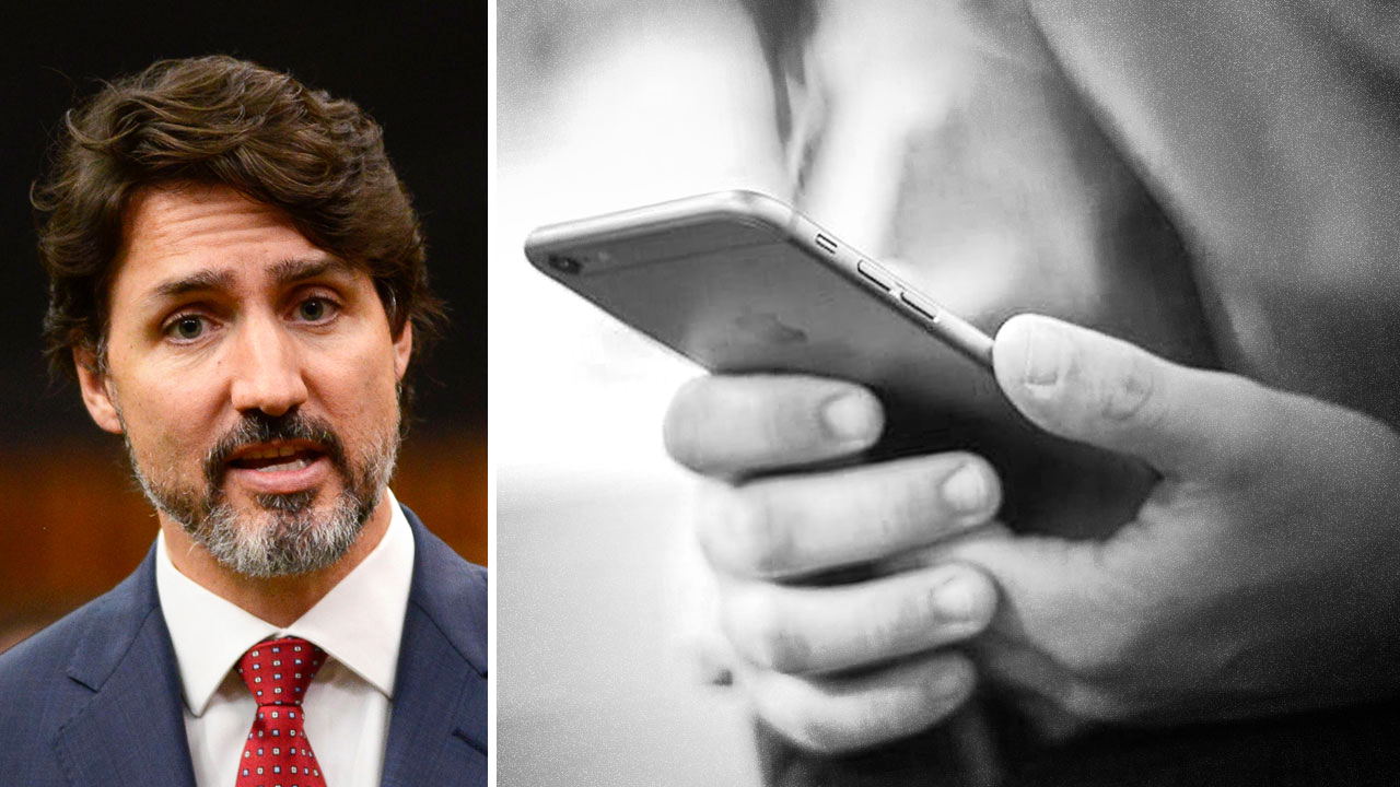 Trudeau Liberals give conflicting answer: Is COVID-19 contact tracing app a privacy concern?