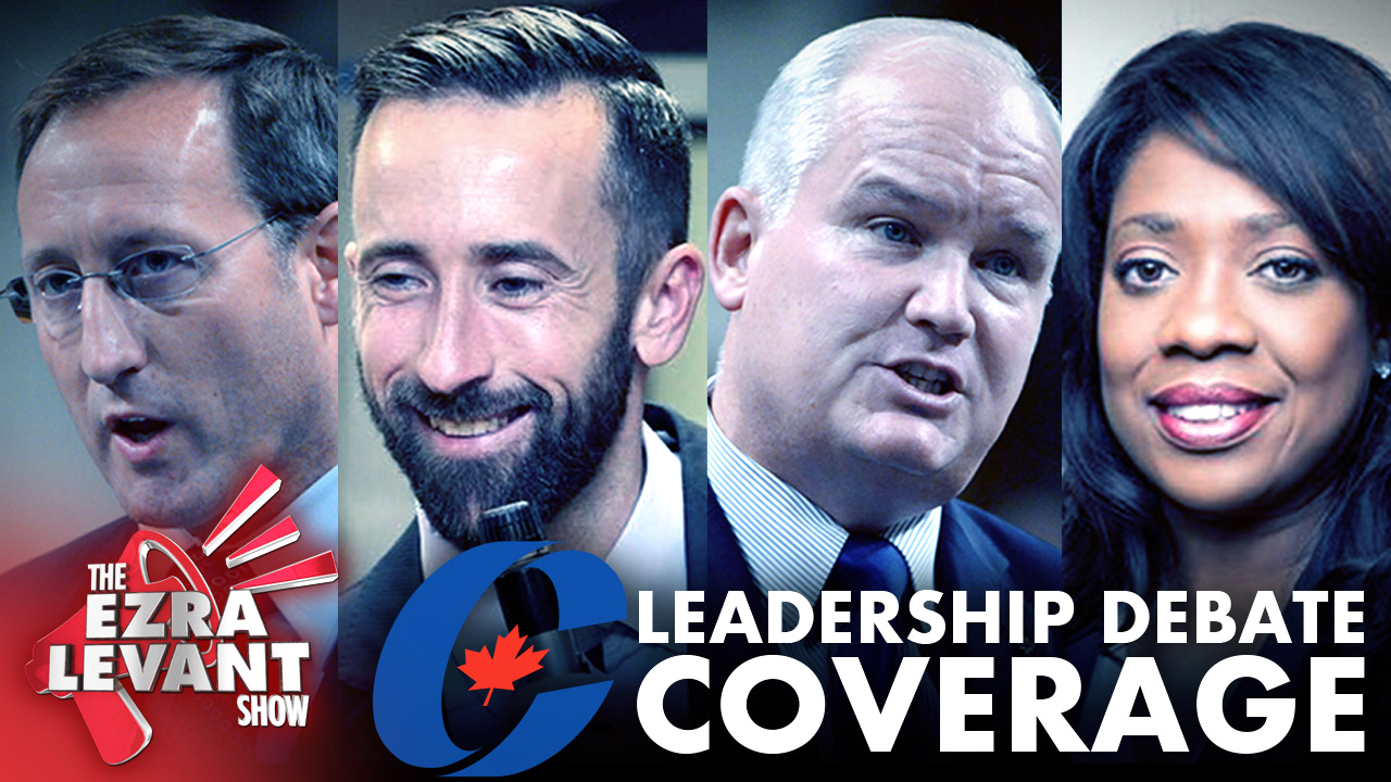 Trudeau's lawyers battled us again in court today — and four Conservatives are battling each other in a debate tonight