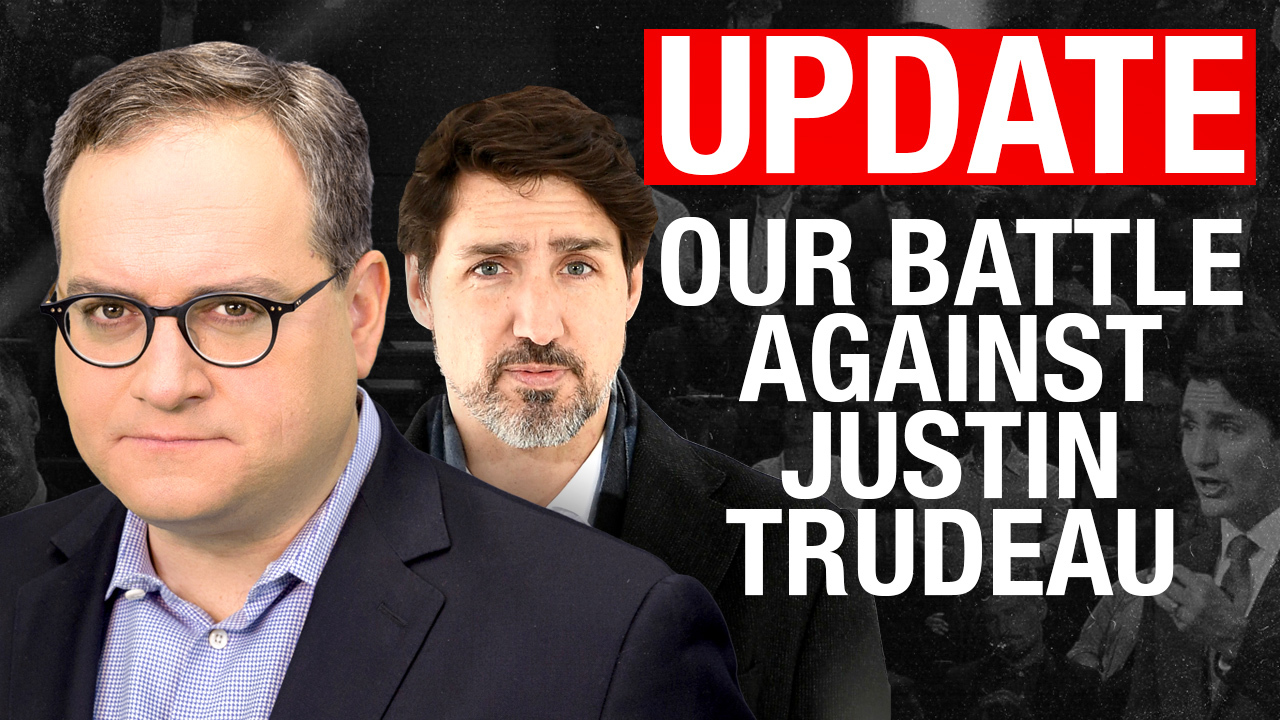 BIG FIGHT: Here's what happened in Federal Court today, battling Justin Trudeau