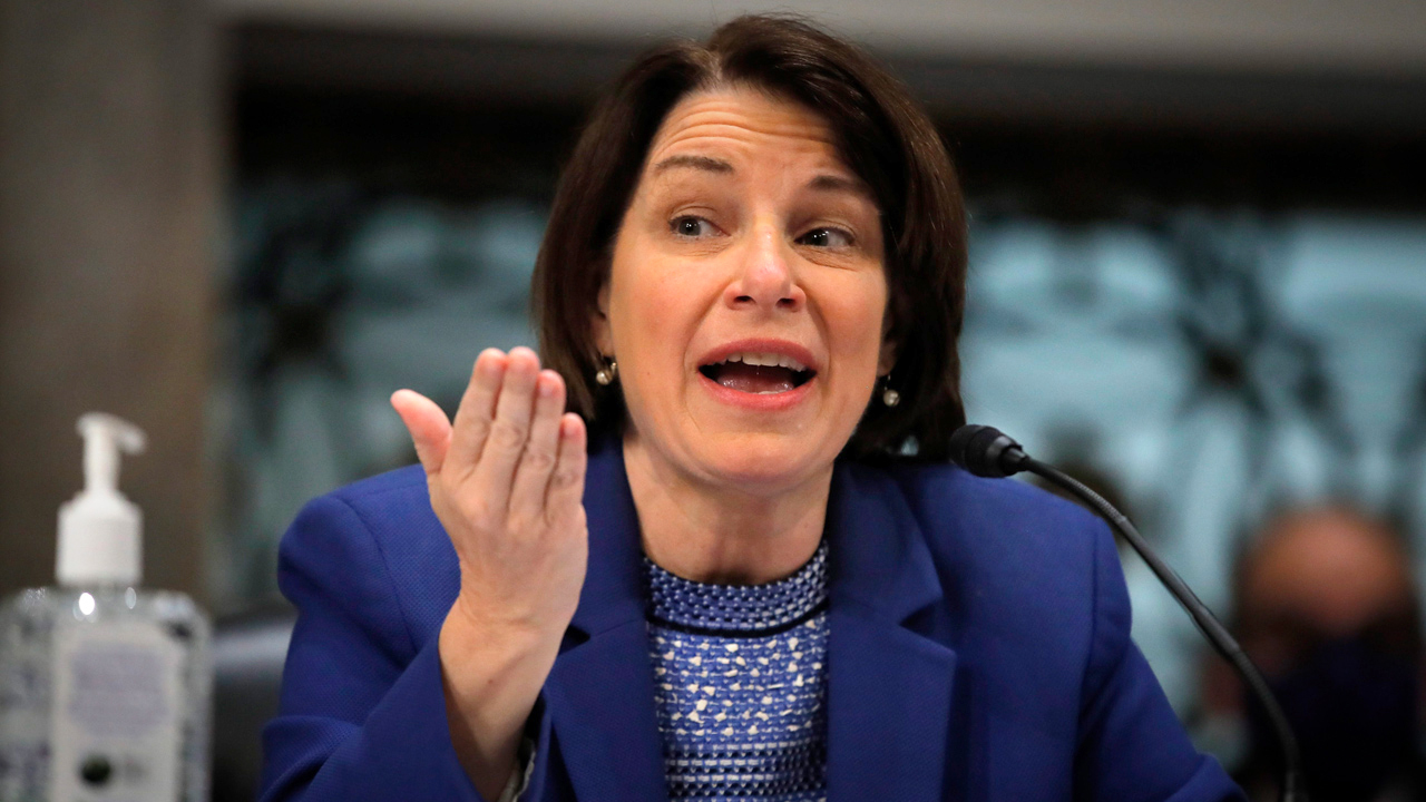 Klobuchar drops out: Won't be running as Biden's VP