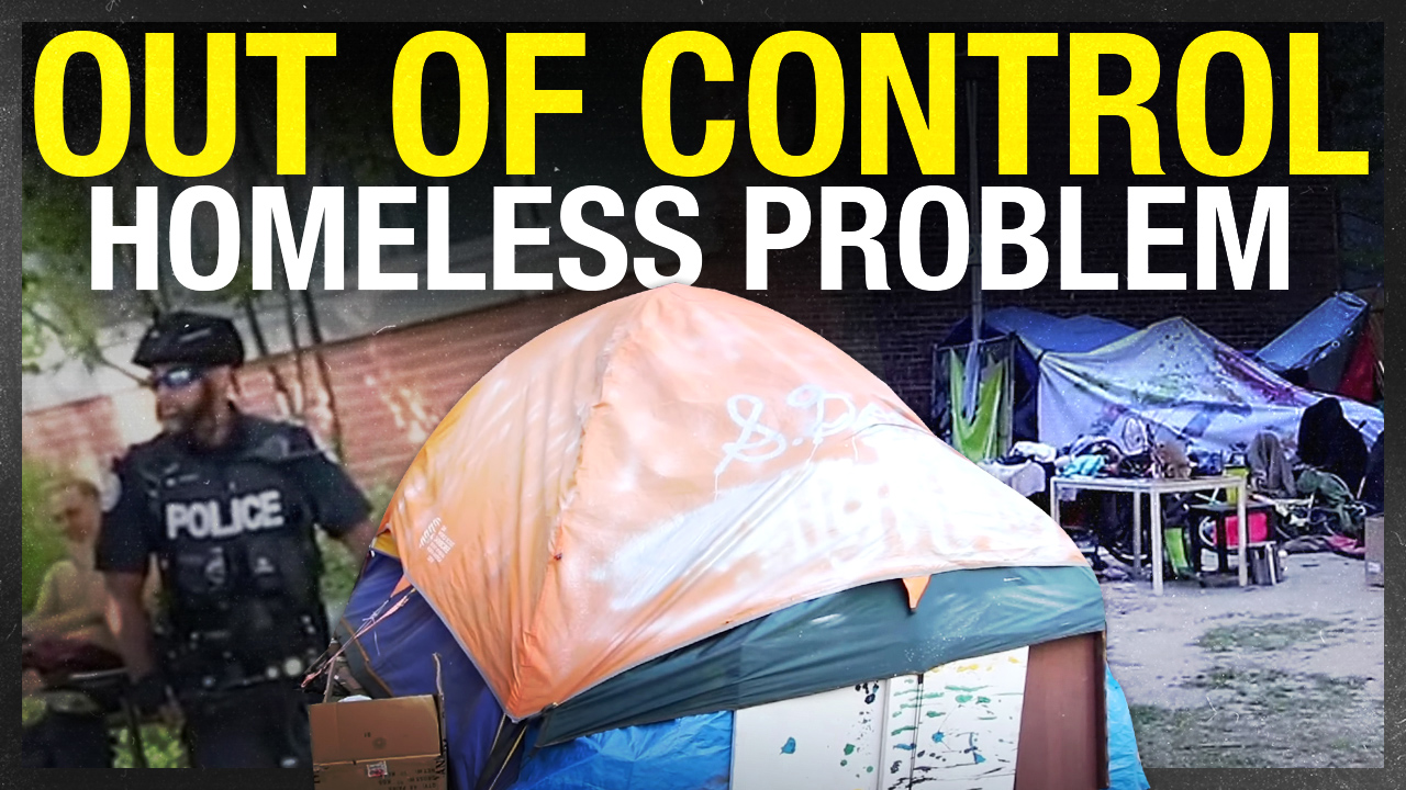 Drugs, stabbings and death: Toronto's tent city autonomous zone