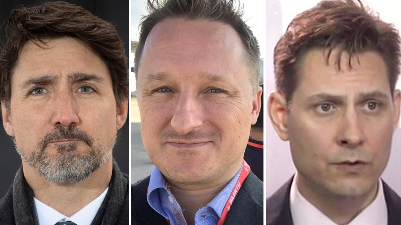 TRUDEAU: Yes, China's arrest of Michael Kovrig and Michael Spavor was 'political' response to Meng arrest