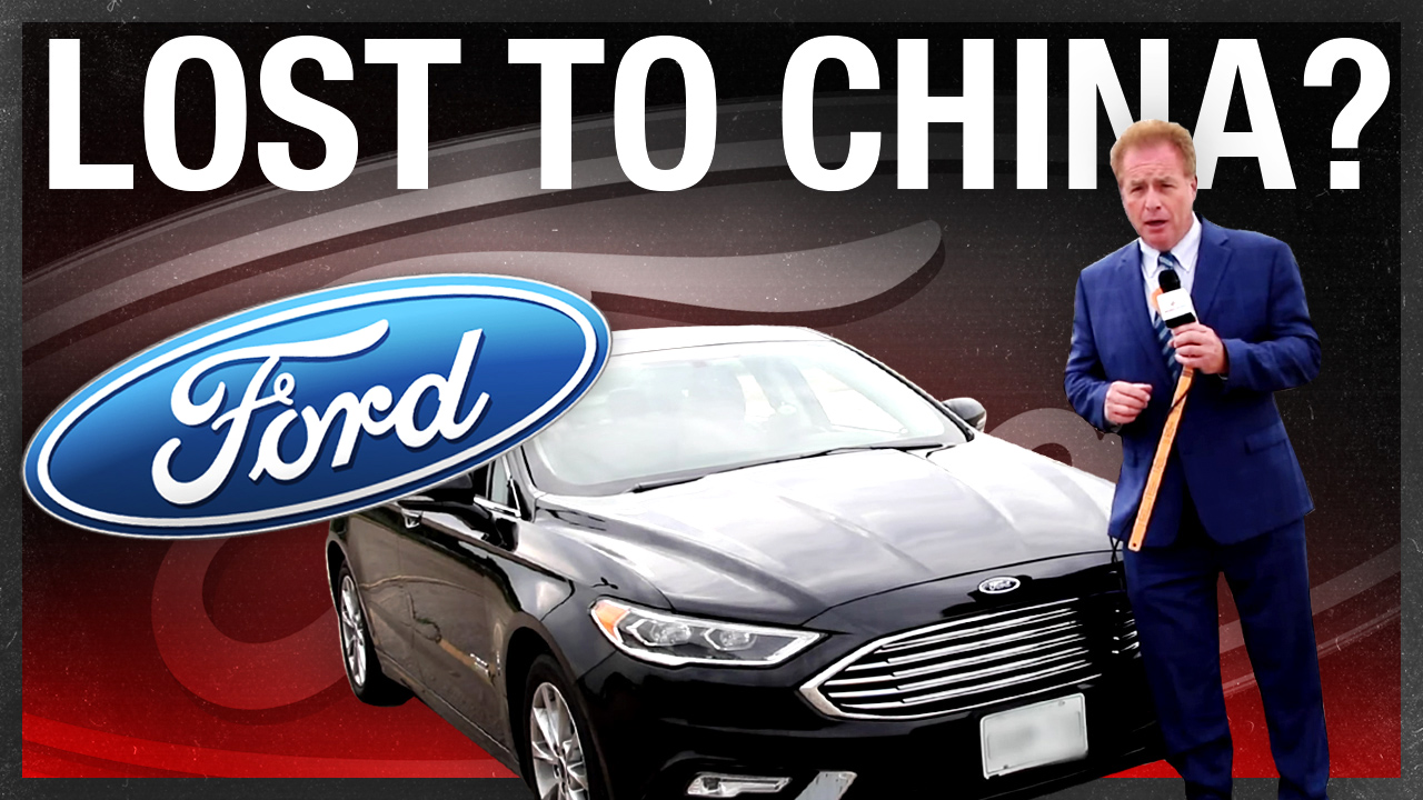 Ford Motors may have no future in Oakville, Ontario