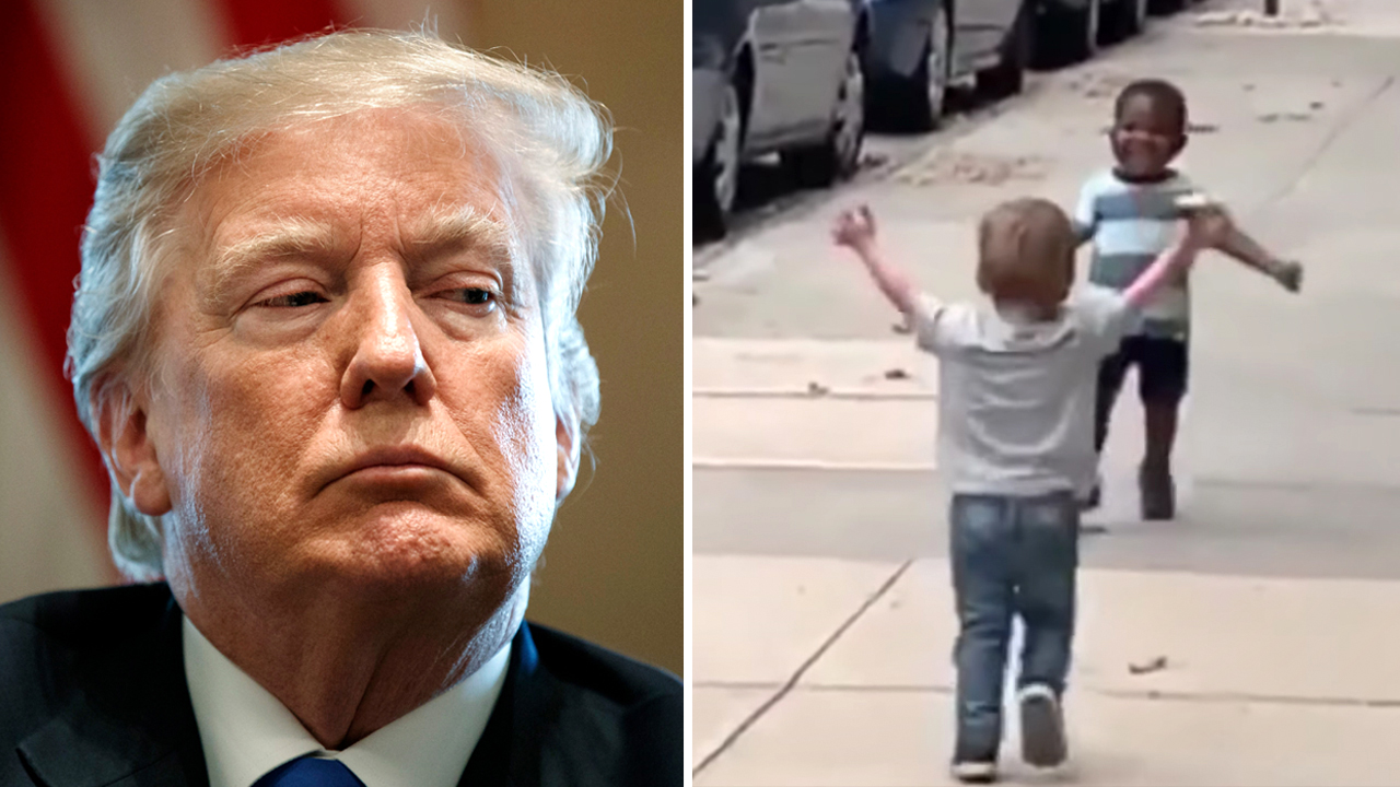 Parents of toddlers in meme video want to sue Trump, meme maker Carpe Donktum