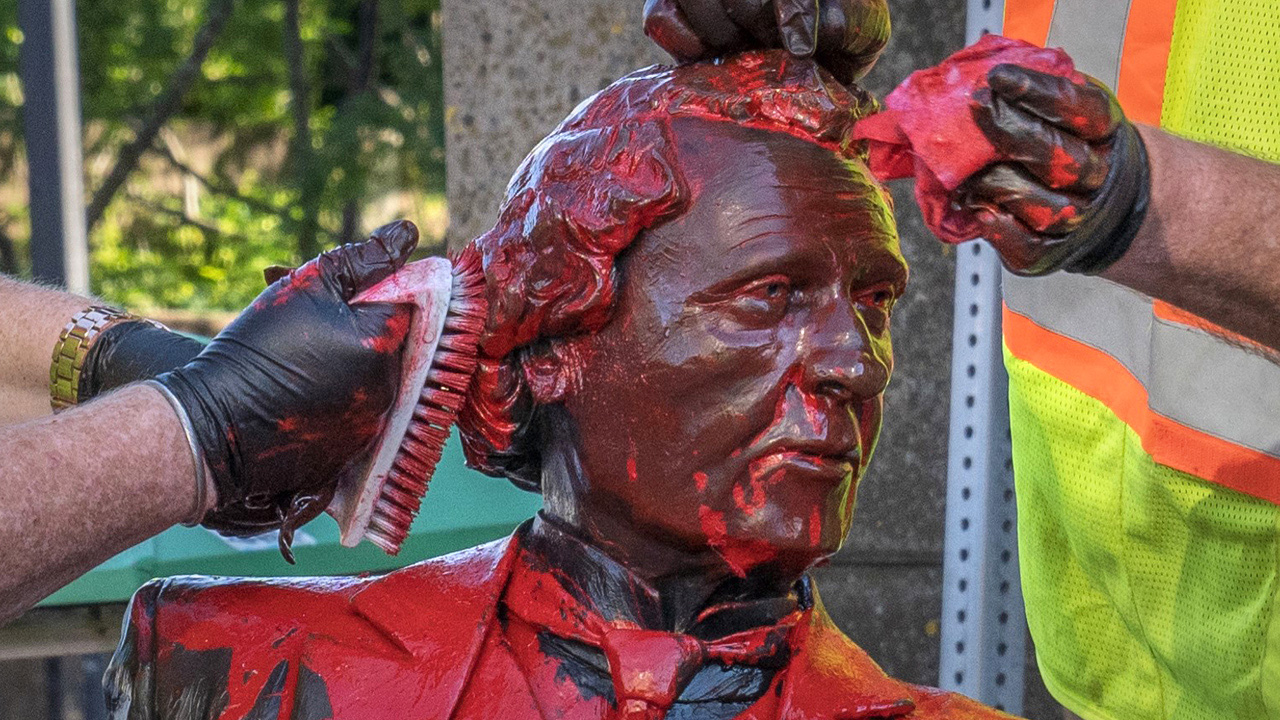 "Charlottetown will keep Sir John A. statue ""as is"" (for now)"