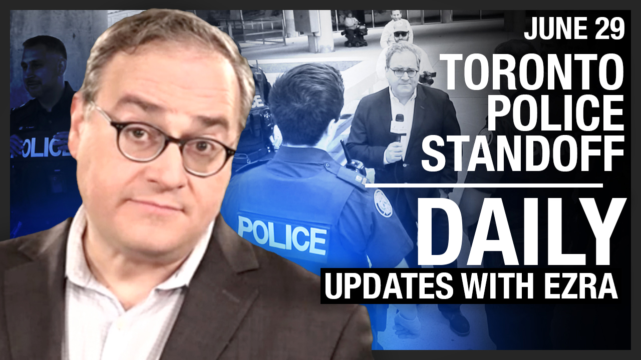 "LIVE CHAT: Ezra Levant recaps ""the best video we've ever done"""