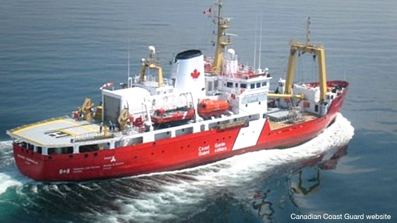 Edward Cornwallis is next: Canadian Coast Guard ship to be renamed