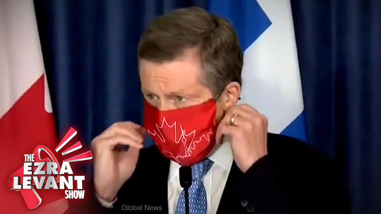 Toronto's mandatory summertime masks