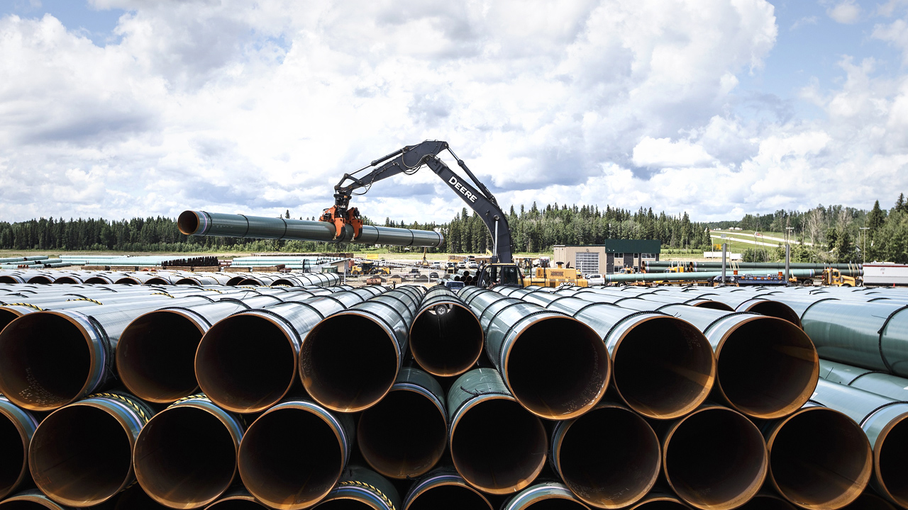 Supreme Court dismisses Trans Mountain Pipeline appeal