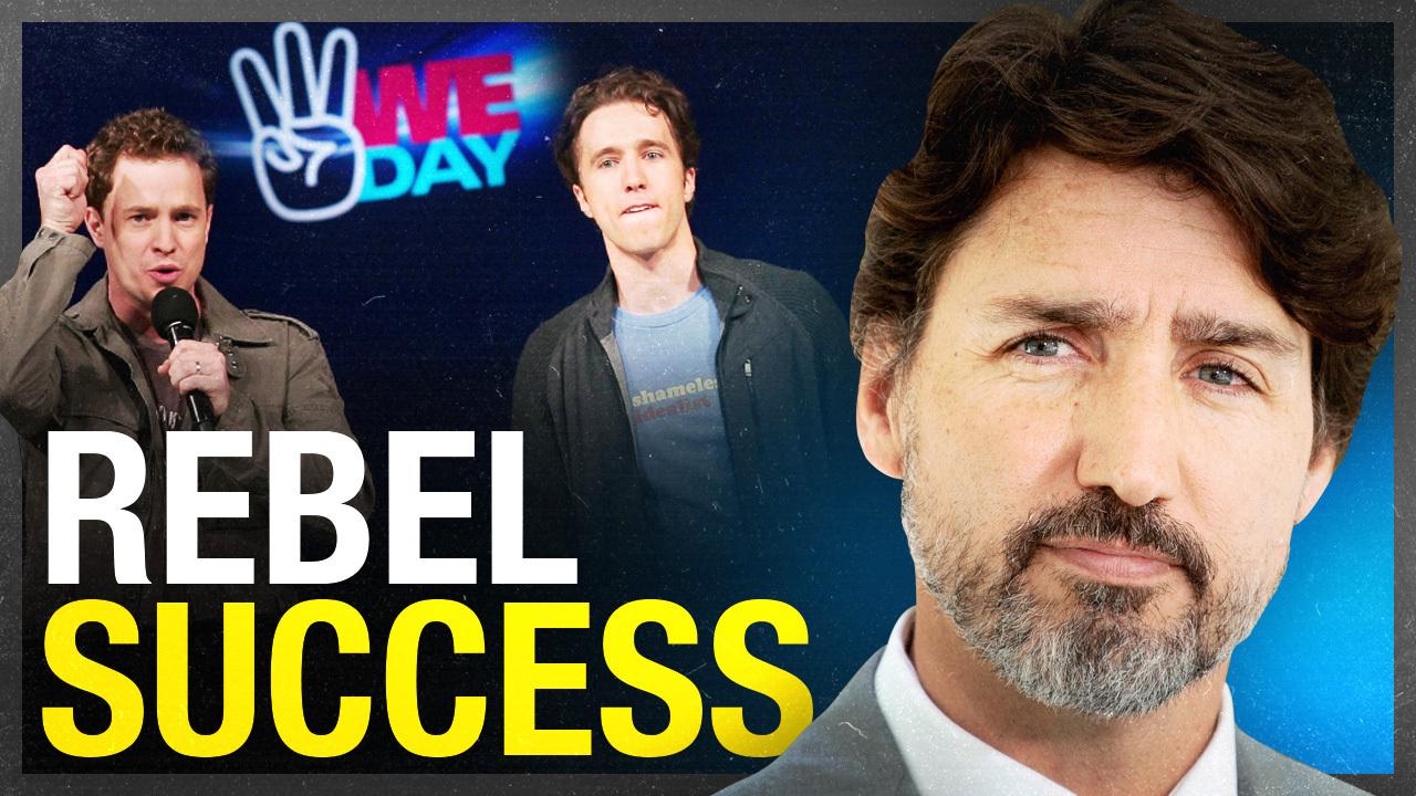 UPDATE: Rebel success: WE Charity scam scrapped, sort-of