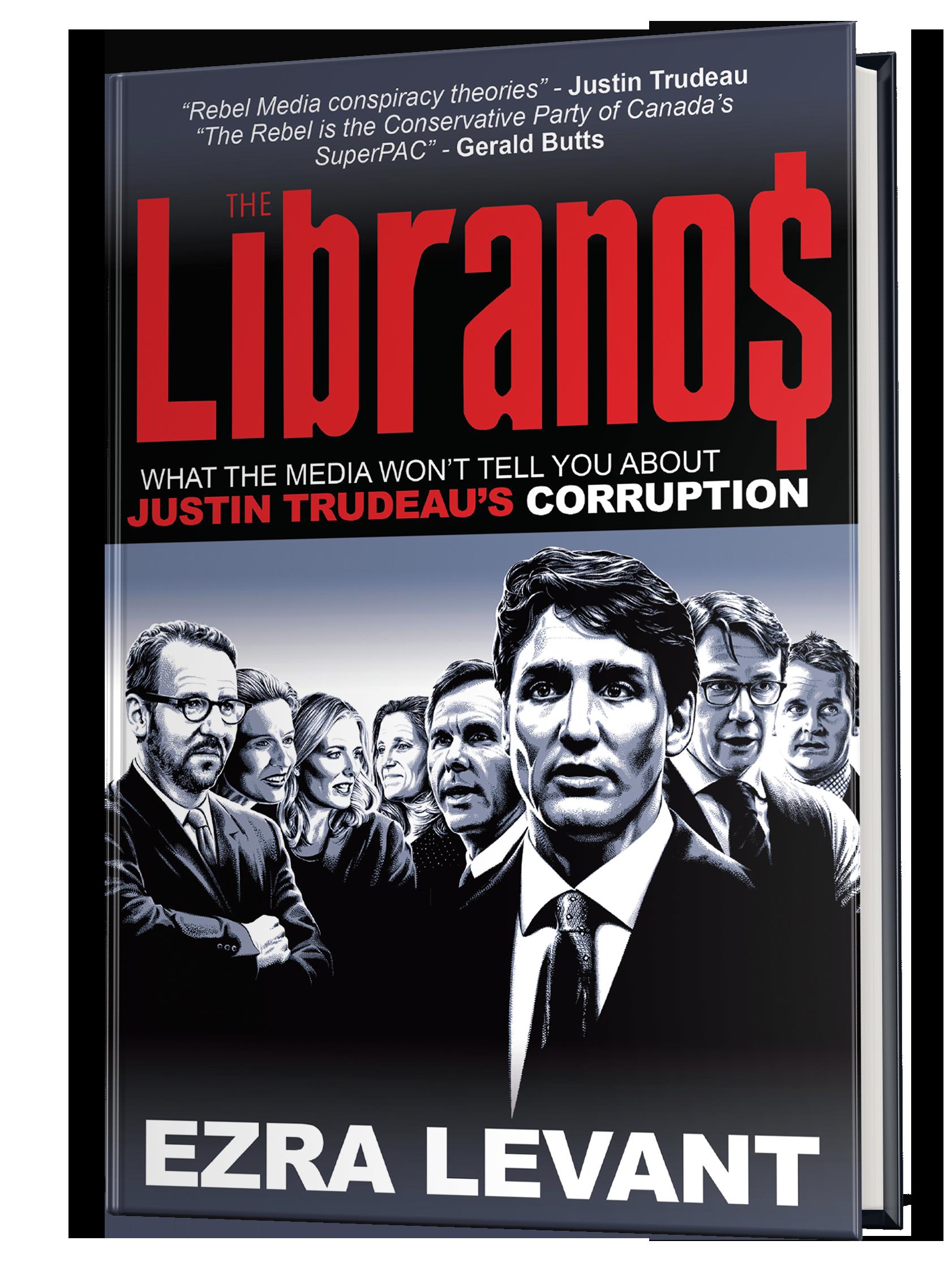 Book Cover - The Libranos