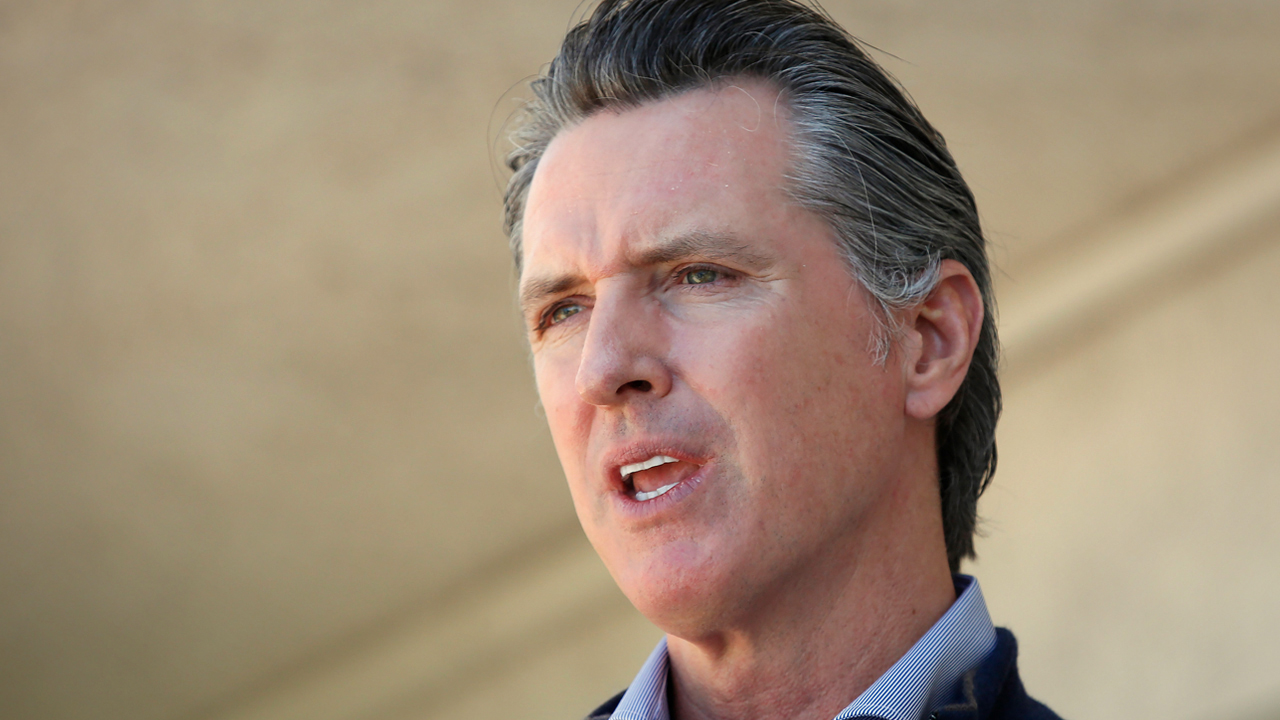 California governor bans singing in churches