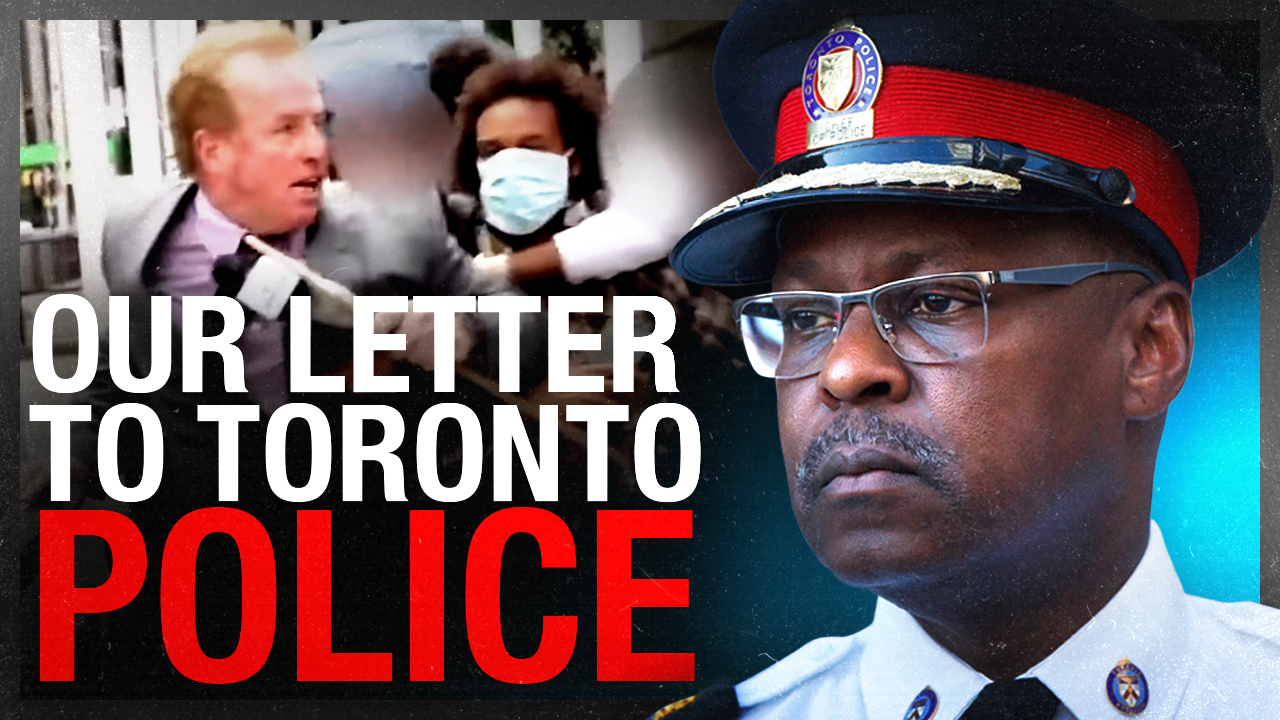City Hall ATTACK: Rebel News demands Toronto police investigate Antifa assault