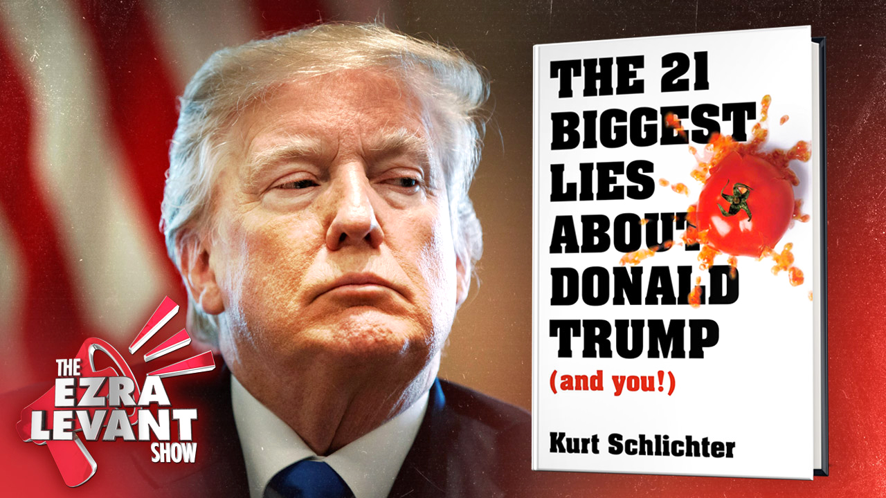 The elite loved Trump (until he championed regular Americans): Kurt Schlichter with Ezra Levant