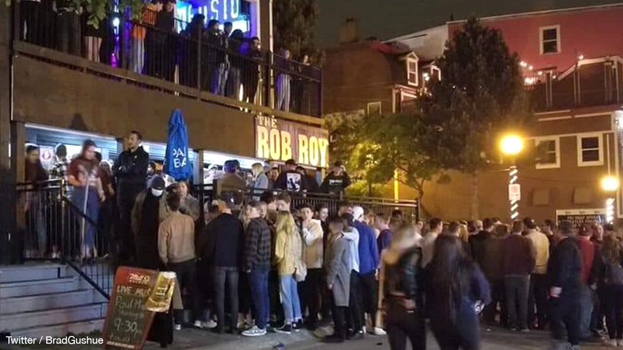 Newfoundland warns of $50,000 fines after pictures of crowded bars emerge online
