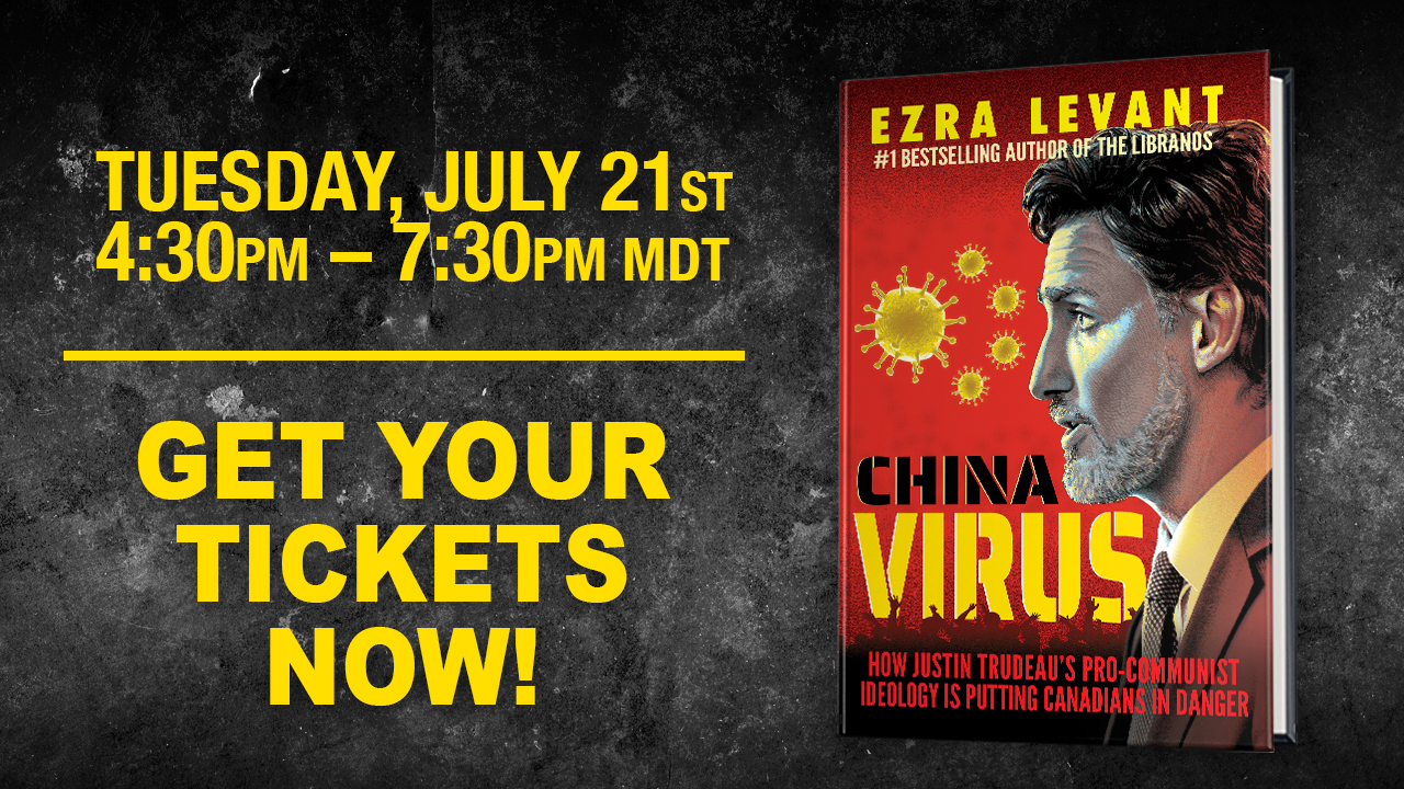 China Virus Book Talk - Sherwood Park