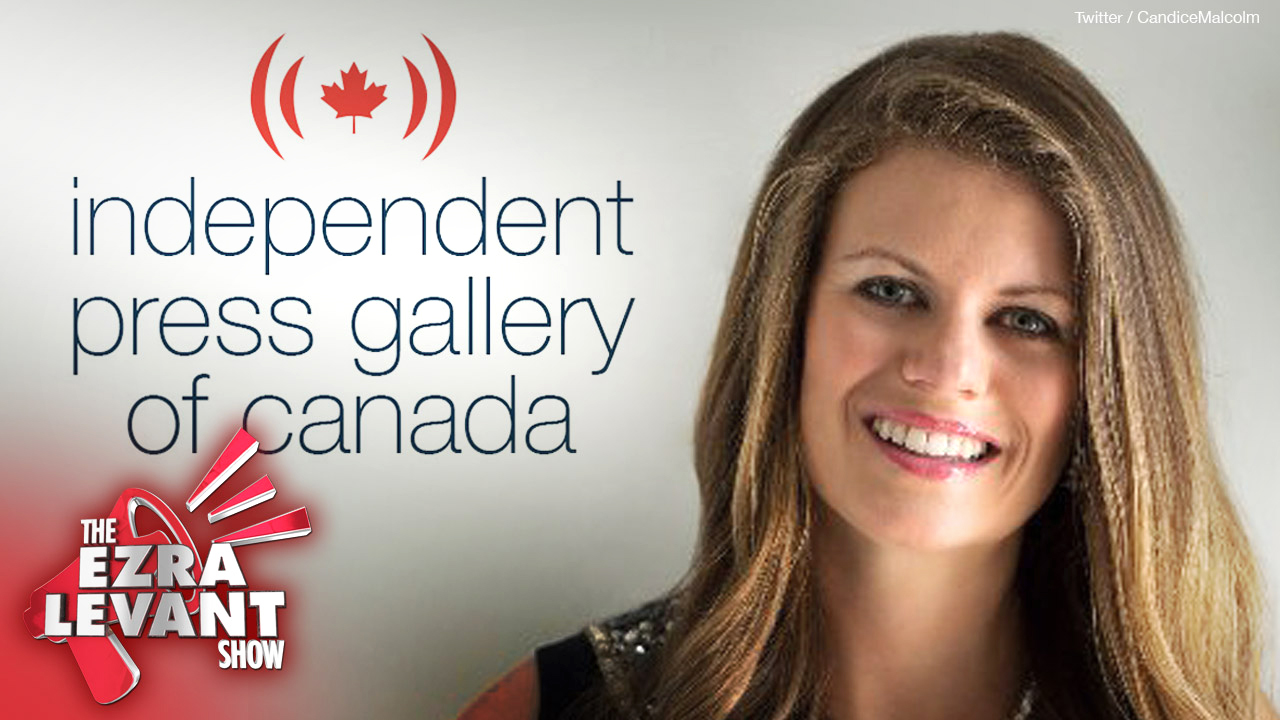 Introducing the Independent Press Gallery of Canada: Candice Malcolm