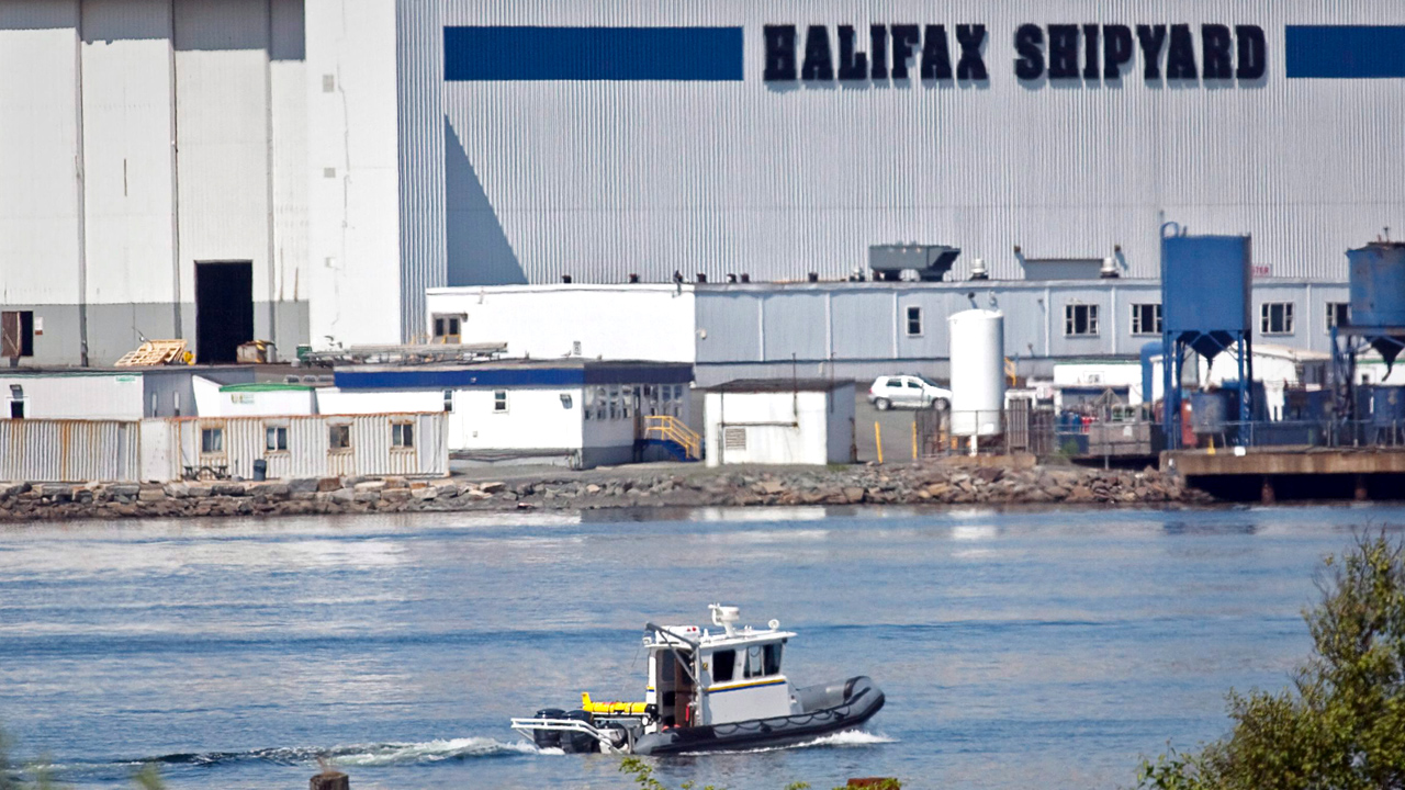 Irving Shipbuilding execs granted self-isolation exemption approved by Nova Scotia top doc