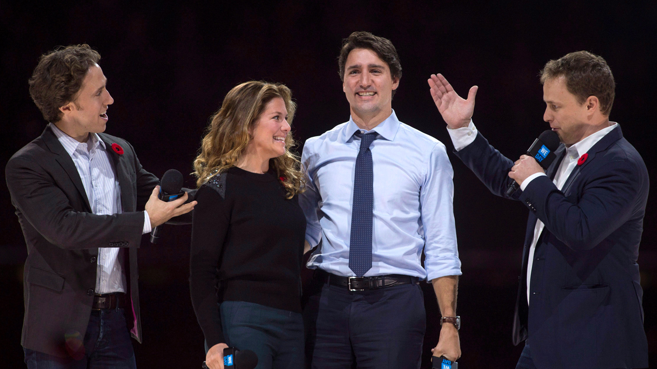 BREAKING: Trudeau family paid almost $300,000 to speak at WE Charity events, contrary to denials