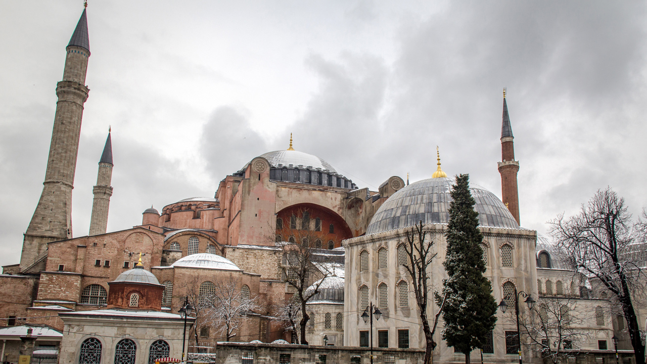 Turkey turning renowned Hagia Sophia cathedral into a mosque