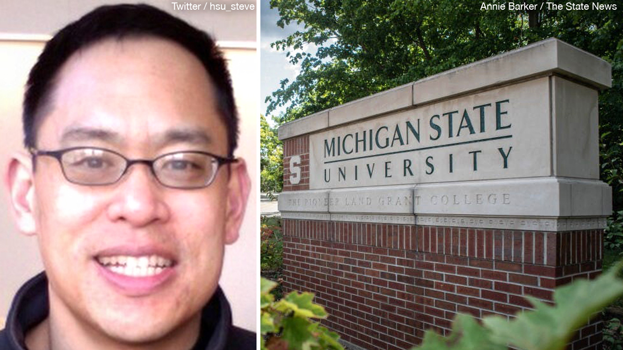 Michigan State U forces academic to resign for disagreeing with anti-cop narrative