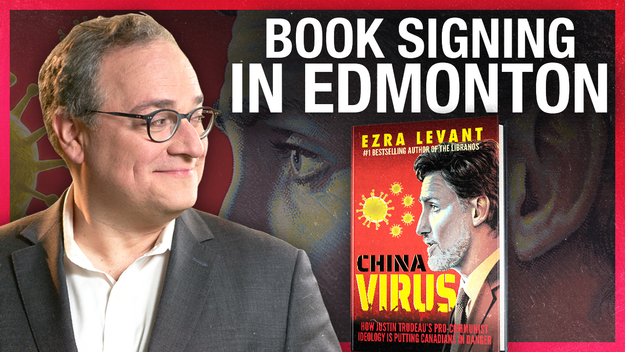 Come meet Ezra LIVE in Edmonton on July 21!
