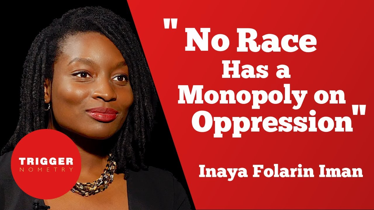"(WATCH) ""No Race Has a Monopoly on Oppression"" - Inaya Folarin Iman"