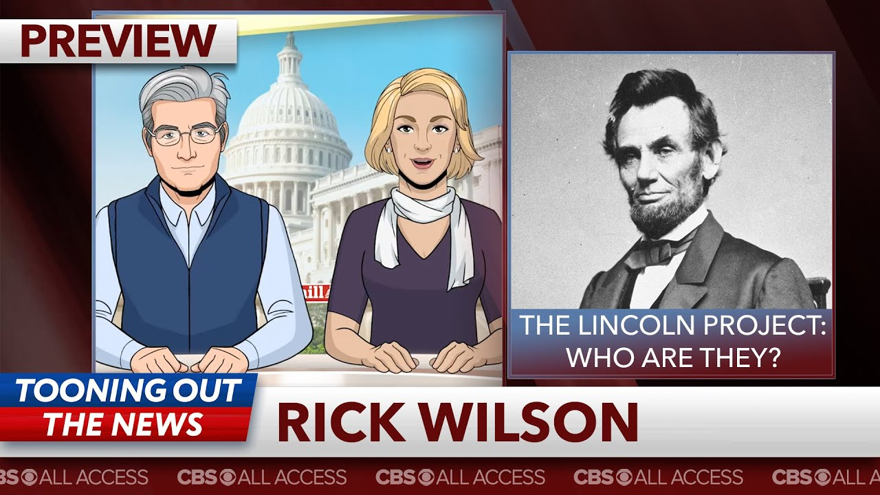 (WATCH) Rick Wilson squirms talking anti-Trump Super-PAC, The Lincoln Project
