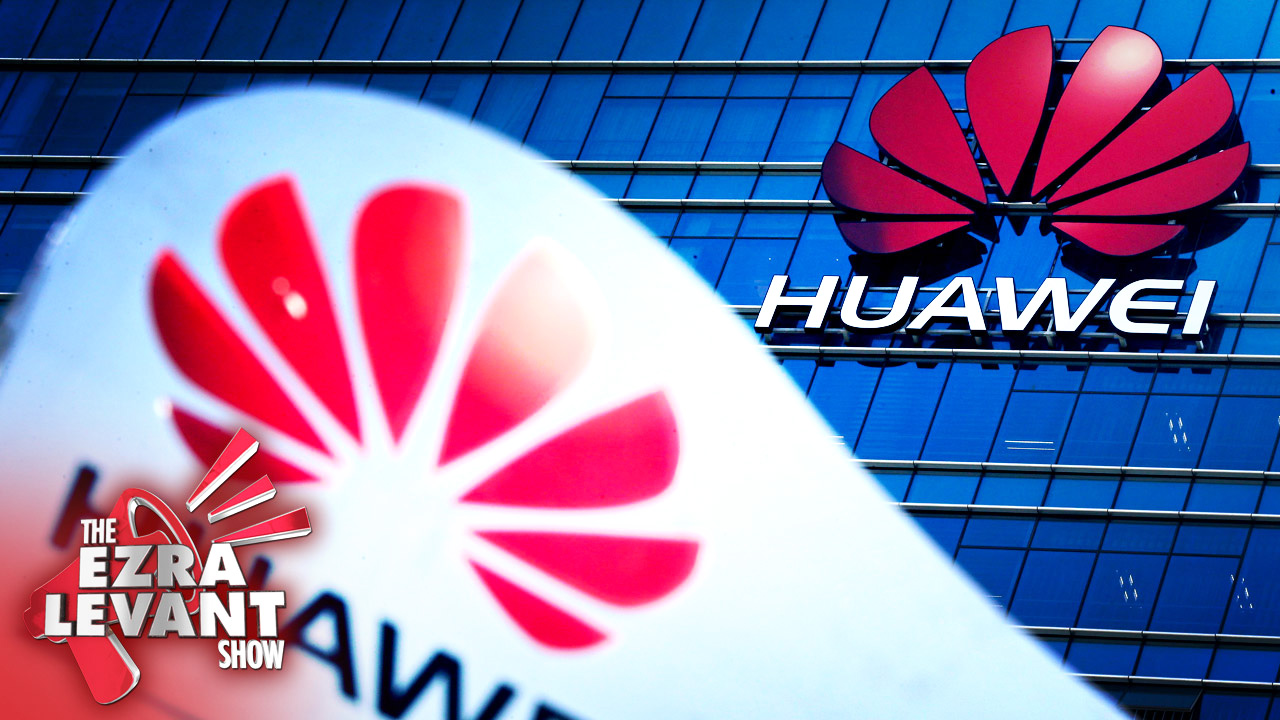 UK bans Huawei 5G parts from mobile networks