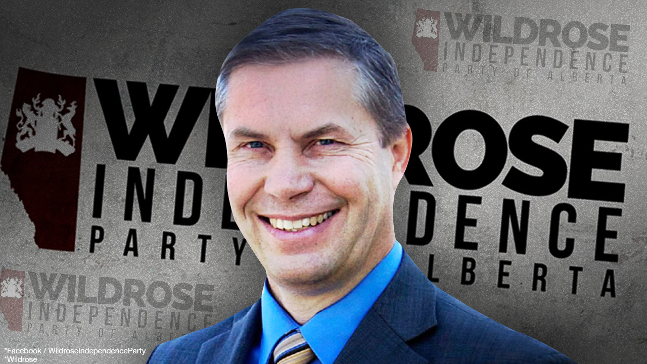 Former MLA Paul Hinman takes reins of Wildrose Independence Party