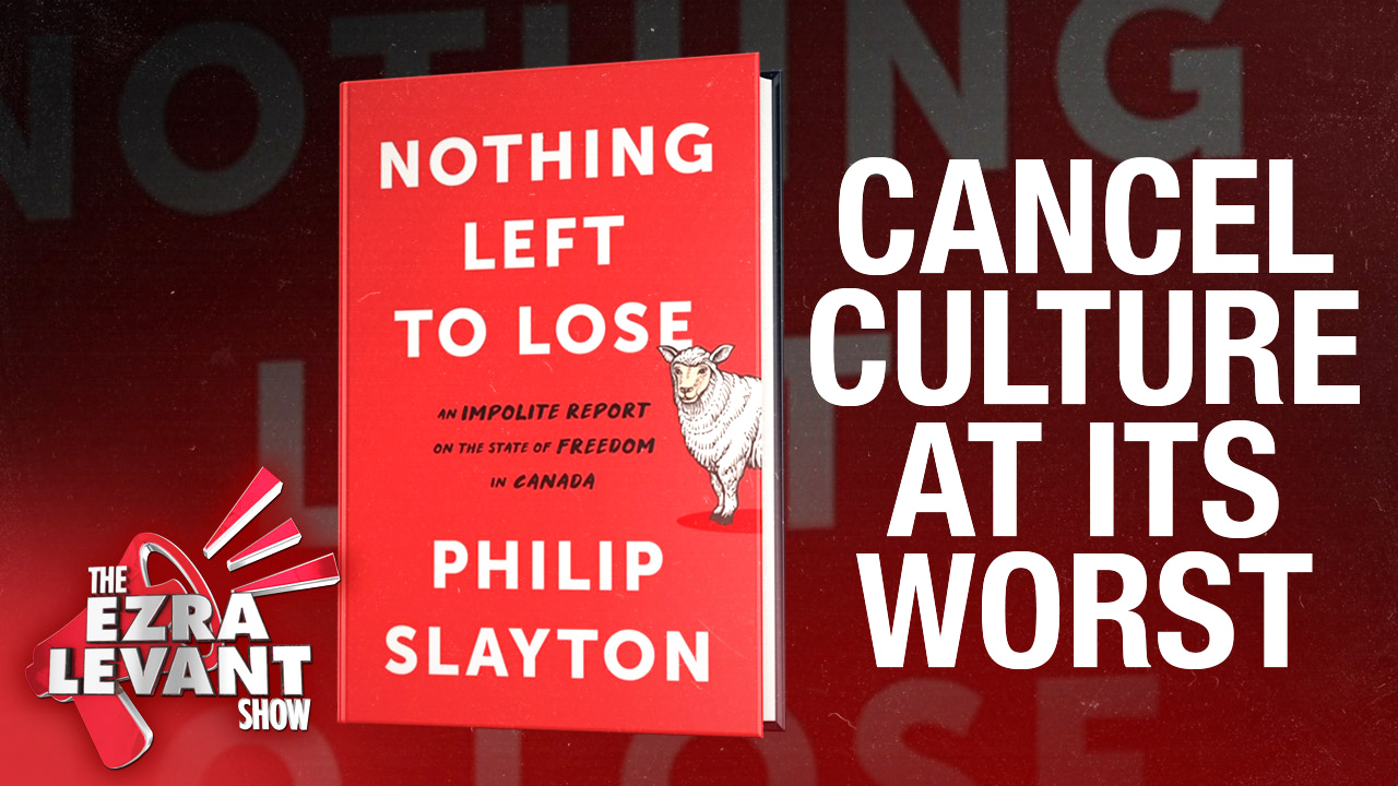 Cancel culture at its worst: Interview with free speech lawyer Philip Slayton