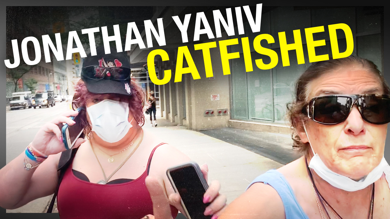 CATFISHED: We found Jonathan Yaniv heading to Toronto's Sick Kids Hospital