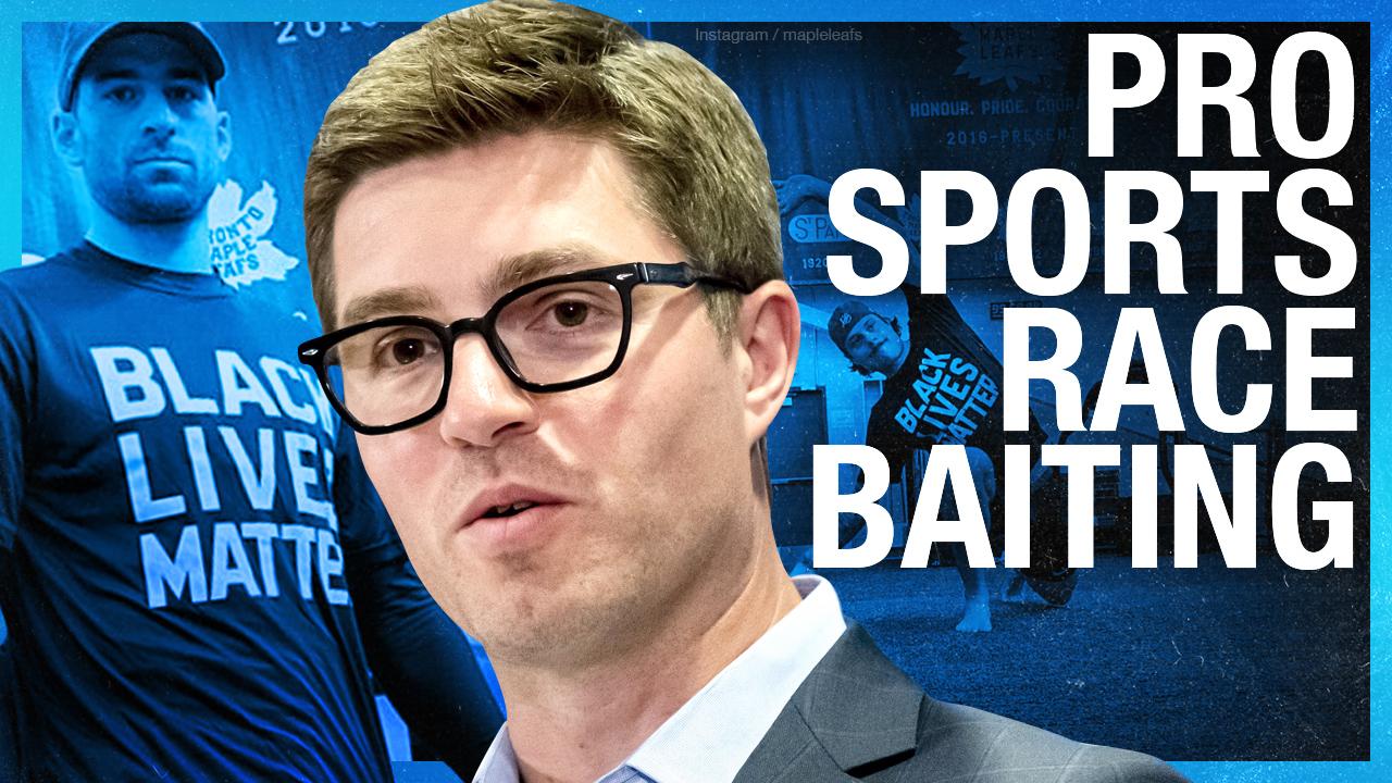 David and Andrew discuss Maple Leafs GM Dubas' strange BLM statement