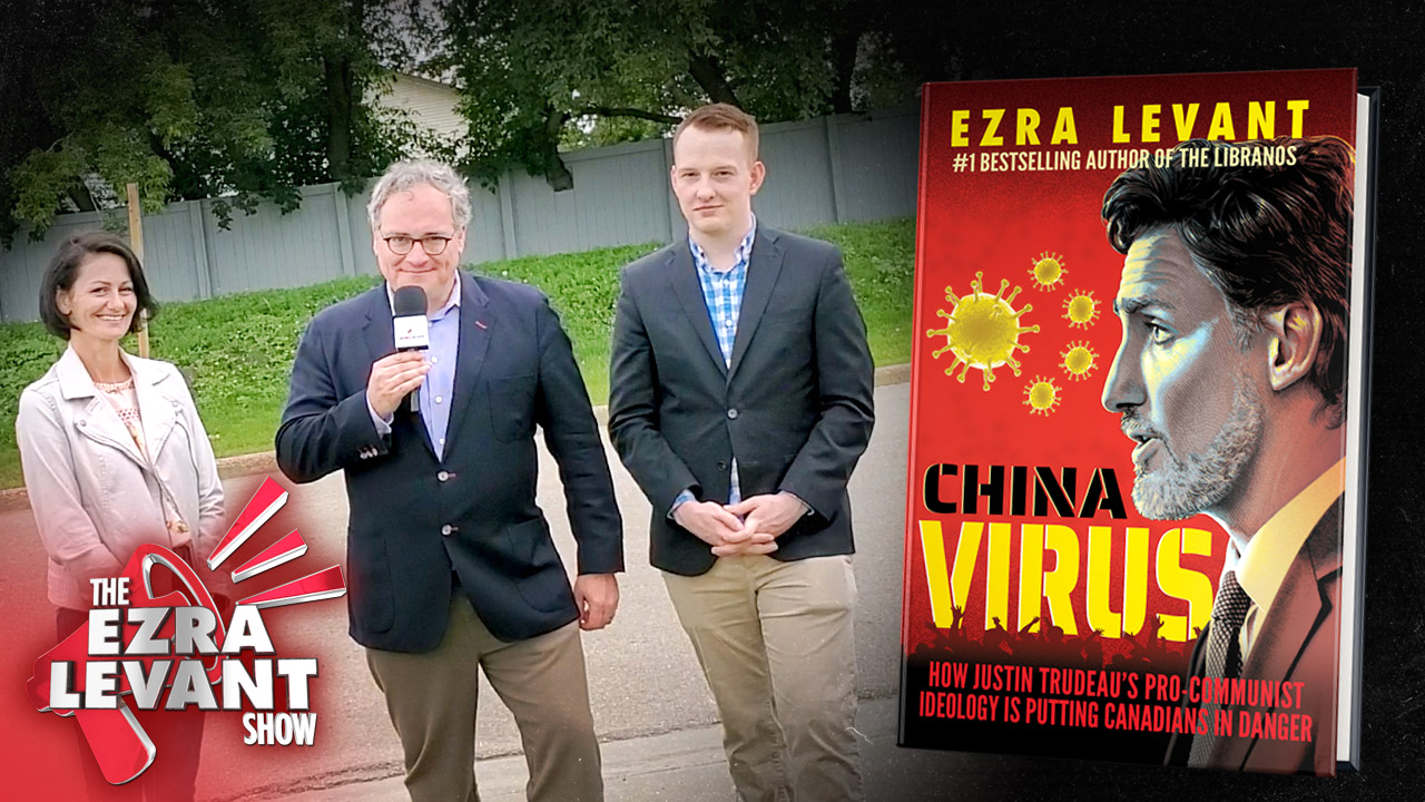 Chinese Embassy threatens China Virus book launch: Will tonight's show go on?